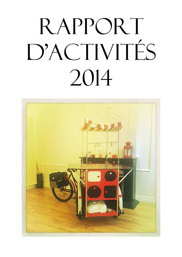 rapports d'activités 2014