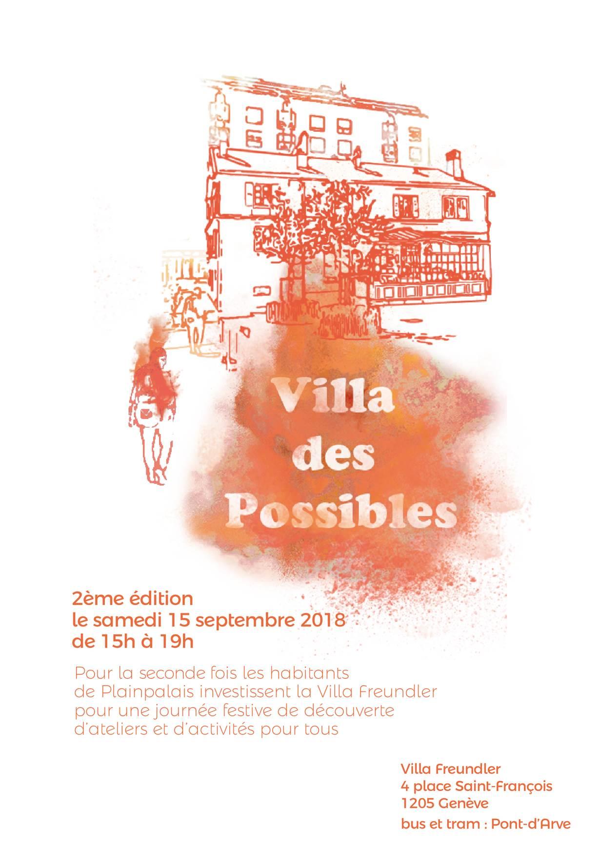 Villa Des Possibles