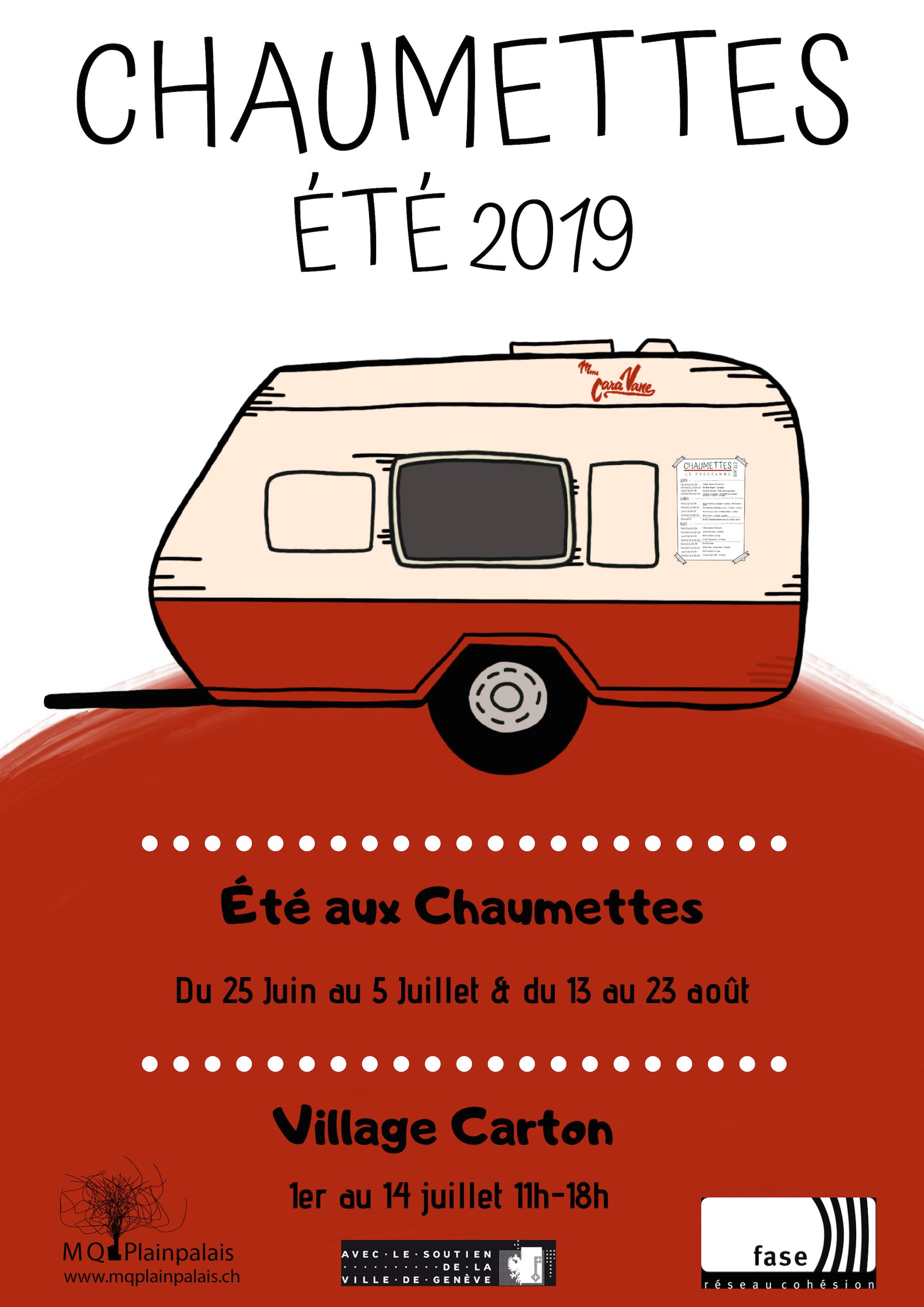CHAUMETTES ETE 2019