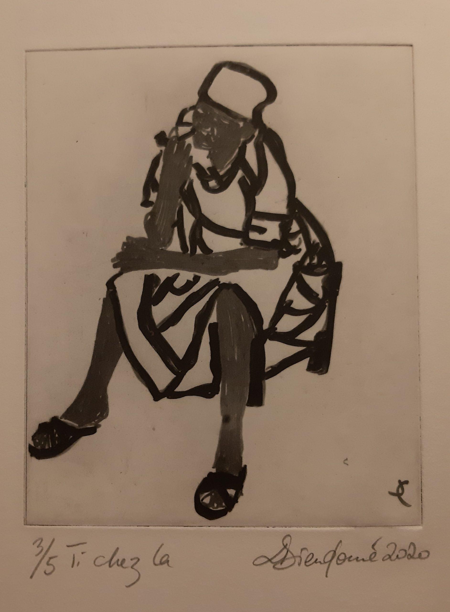 Laure Dieudonné - Gravures et livres