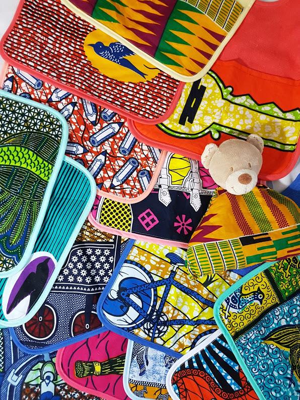 Joëlle Afro Jojo - Couture textiles