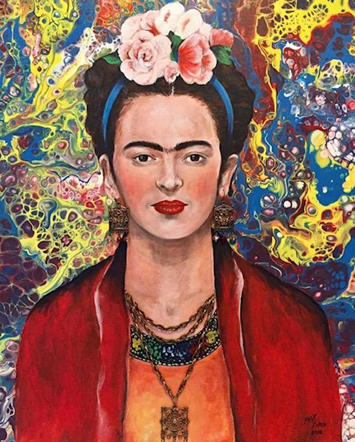 May El Kurdi - Peintures, bijoux, poteries