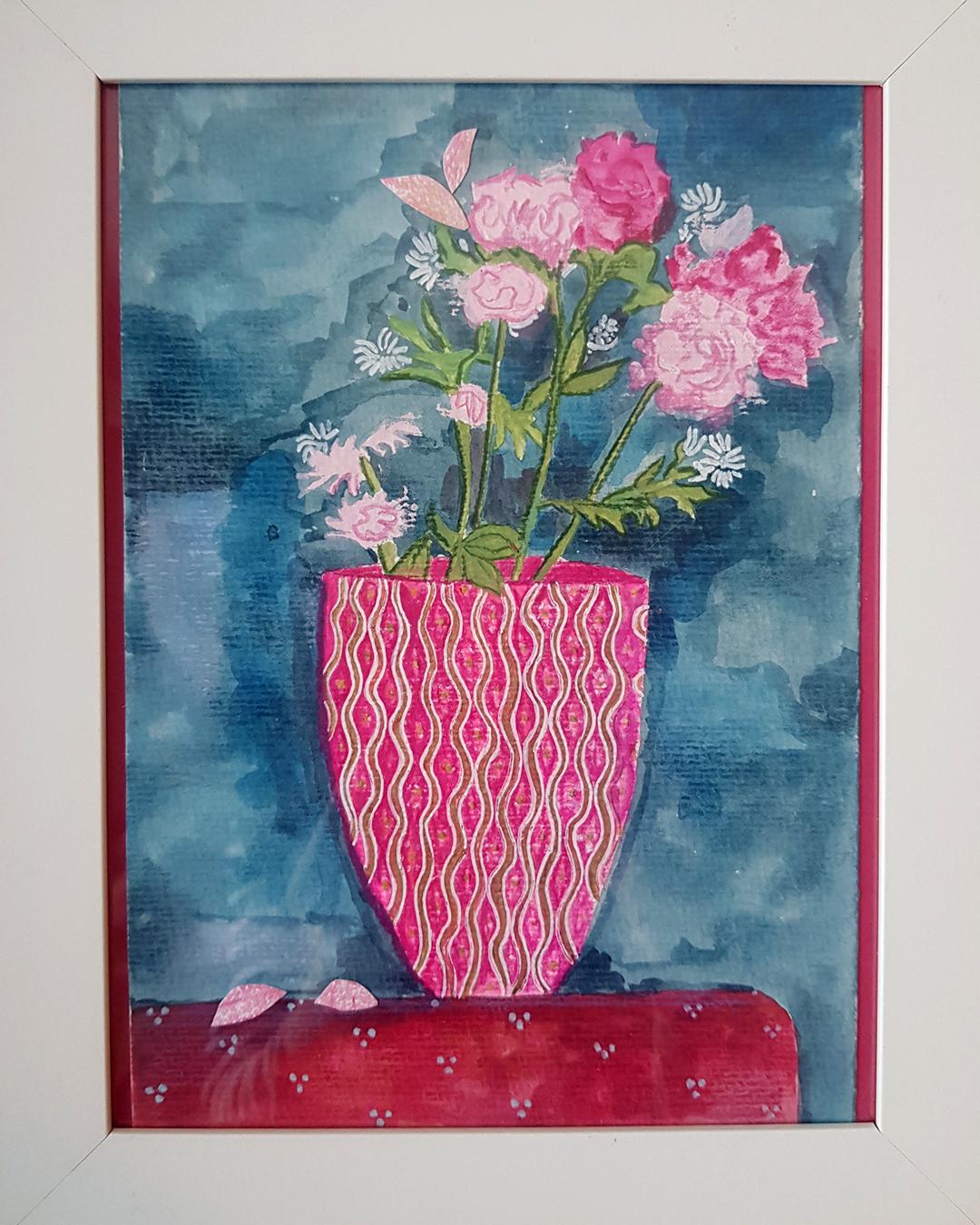 Fiona Van Brabandt - Peinture, illustration