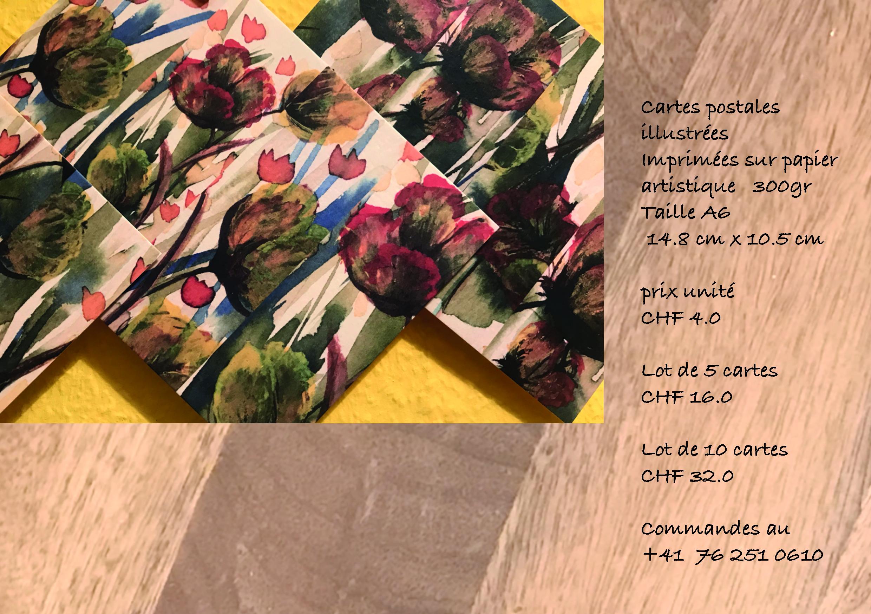 Antonieta Rivera Corrales - Illustrations calendriers